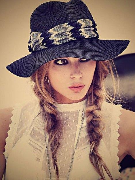 capelli-moda-2016-stile-vintage-con-trecce