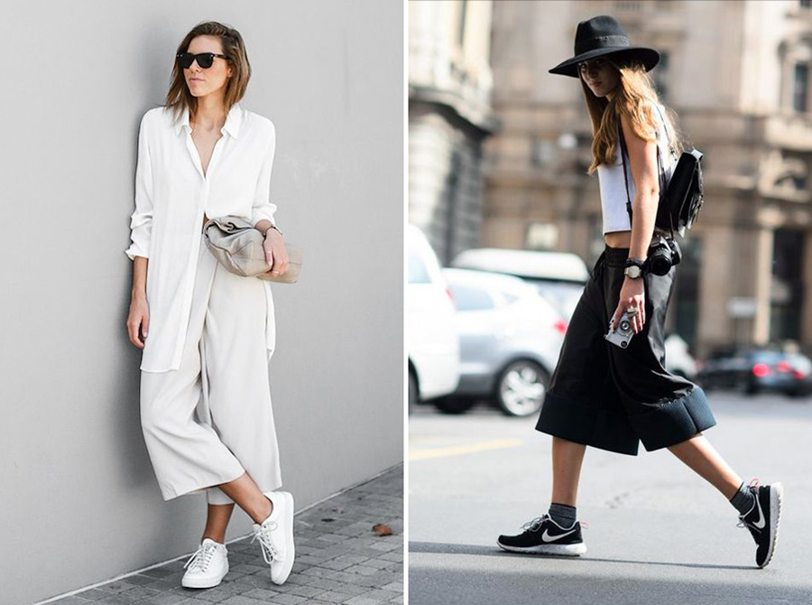 Cropped pants: idee per look di tendenza – Style Reveal